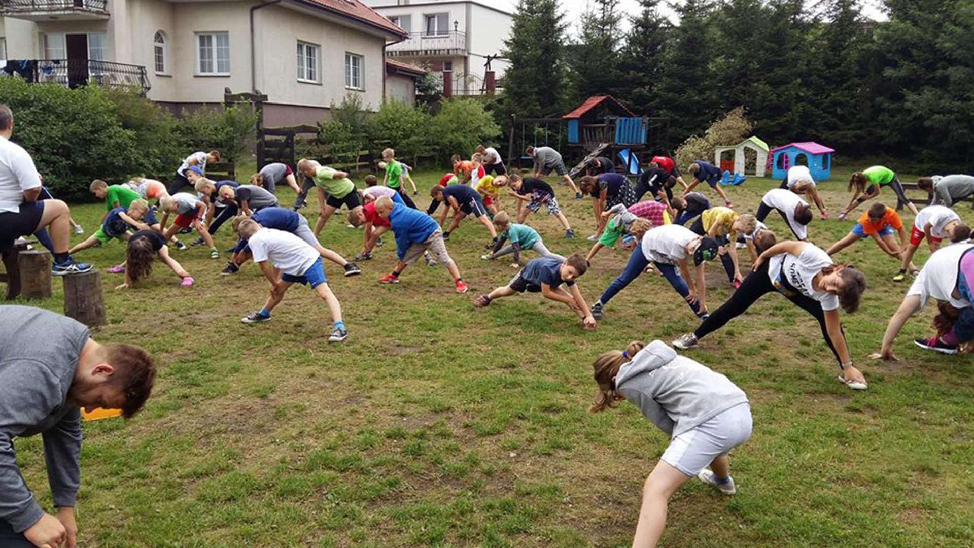 Wakacje na sportowo